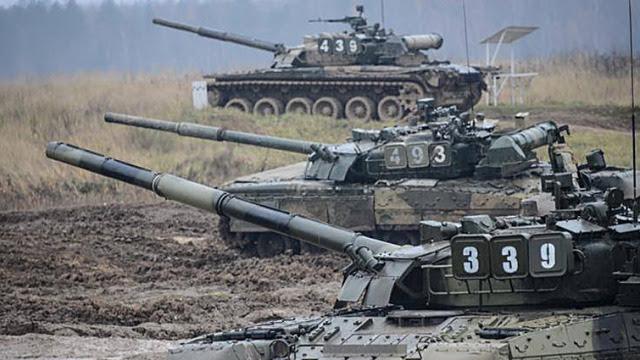 Dukaczewski: Nie sądzę, żeby Rosja przekroczyła granicę Ukrainy