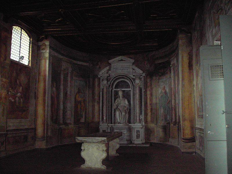 File:Celio - san Gregorio - oratori - triclinium pauperum 1747.JPG