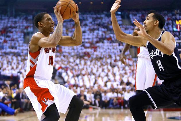 Nets vs. Raptors: Game 2 Score and Twitter Reaction from 2014 NBA Playoffs