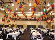 how to decorate a gym for a party     Celebrate   Pinterest   Balloons, Gym and Balloon Centerpieces