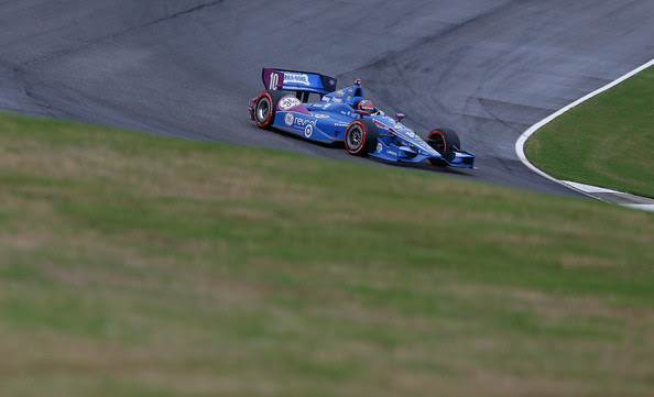 Tony Kanaan - Honda Indy Grand Prix of Alabama