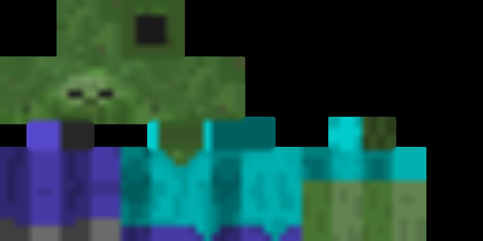 Minecraft Hd Skin Template - Nyepi v