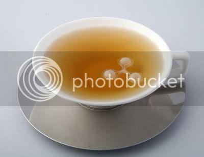 Tea = time 4