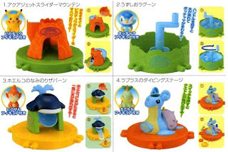 Pokemon Water Park Bandai