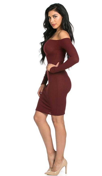 Essentials dress does bodycon look mean what it you