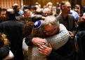 Community, Religious Leaders Say Pittsburgh Synagogue Shooting 'Will Not Break Us' At Vigil