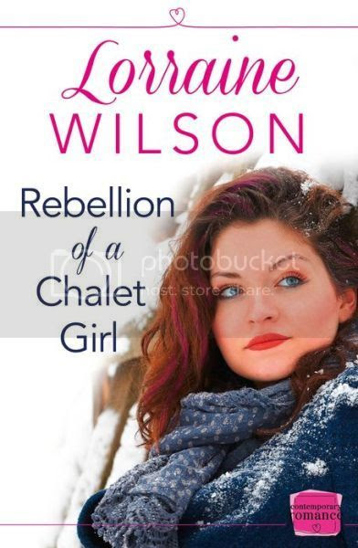 Rebellion of a Chalet Girl Cover