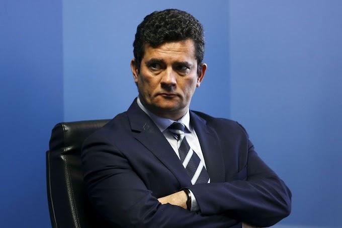"""Sergio Moro faz grave denúncia indiretamente ao STF """"Menos impunidade e não mais, é o correto"""""""
