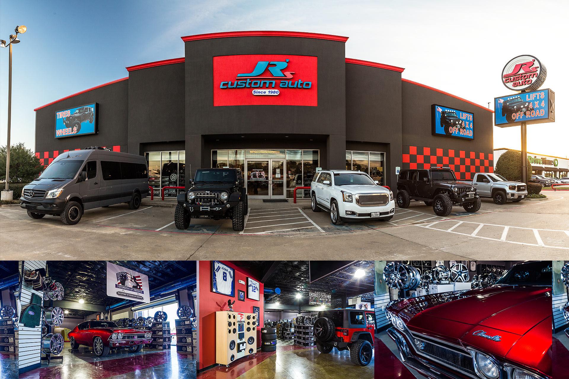 Custom Car Shop Near Me - Custom Cars