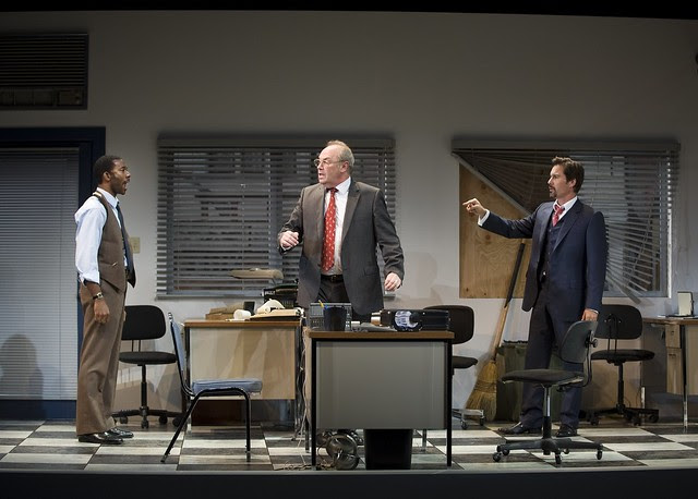 Glengarry Glen Ross at the Arts Club