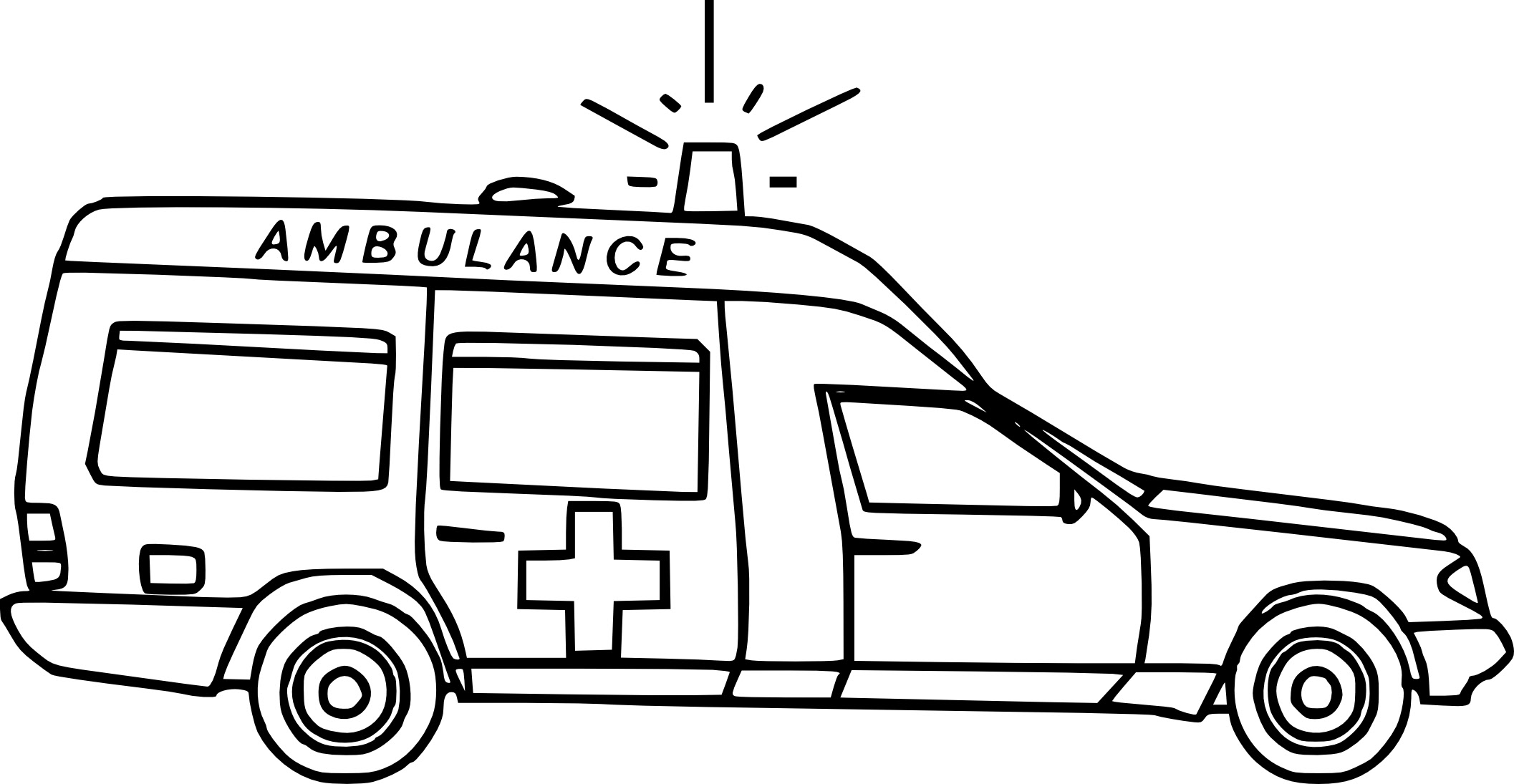 coloriageambulancesamu