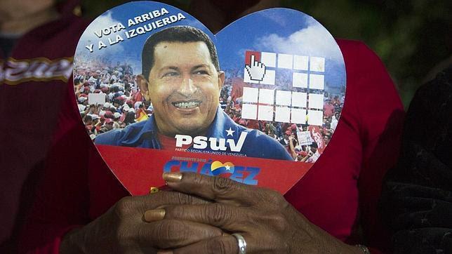 Chávez, en coma inducido