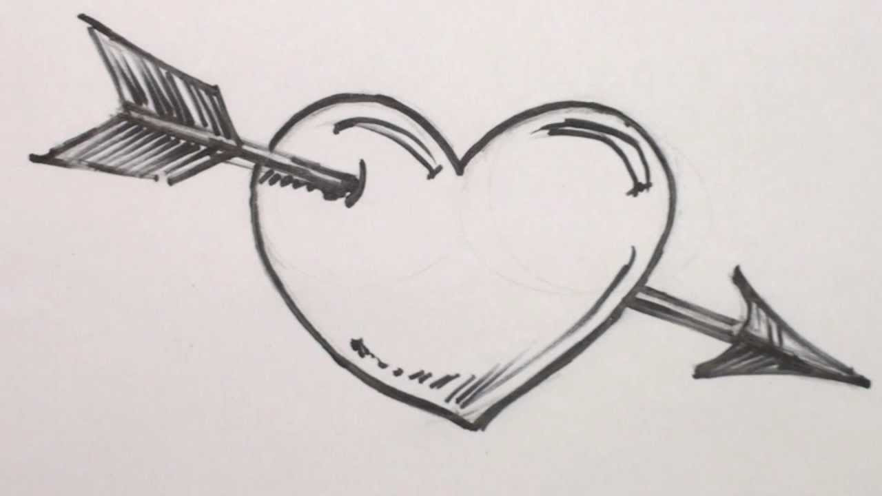 Free Drawings Of Easy Hearts Download Free Clip Art Free Clip Art