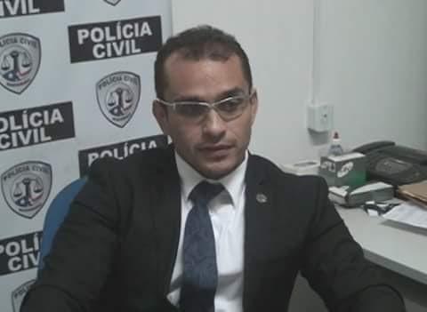 Delegado Alex Aragão Melo.