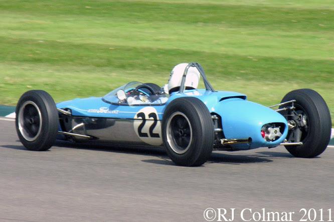 Lotus 27, Goodwood Revival