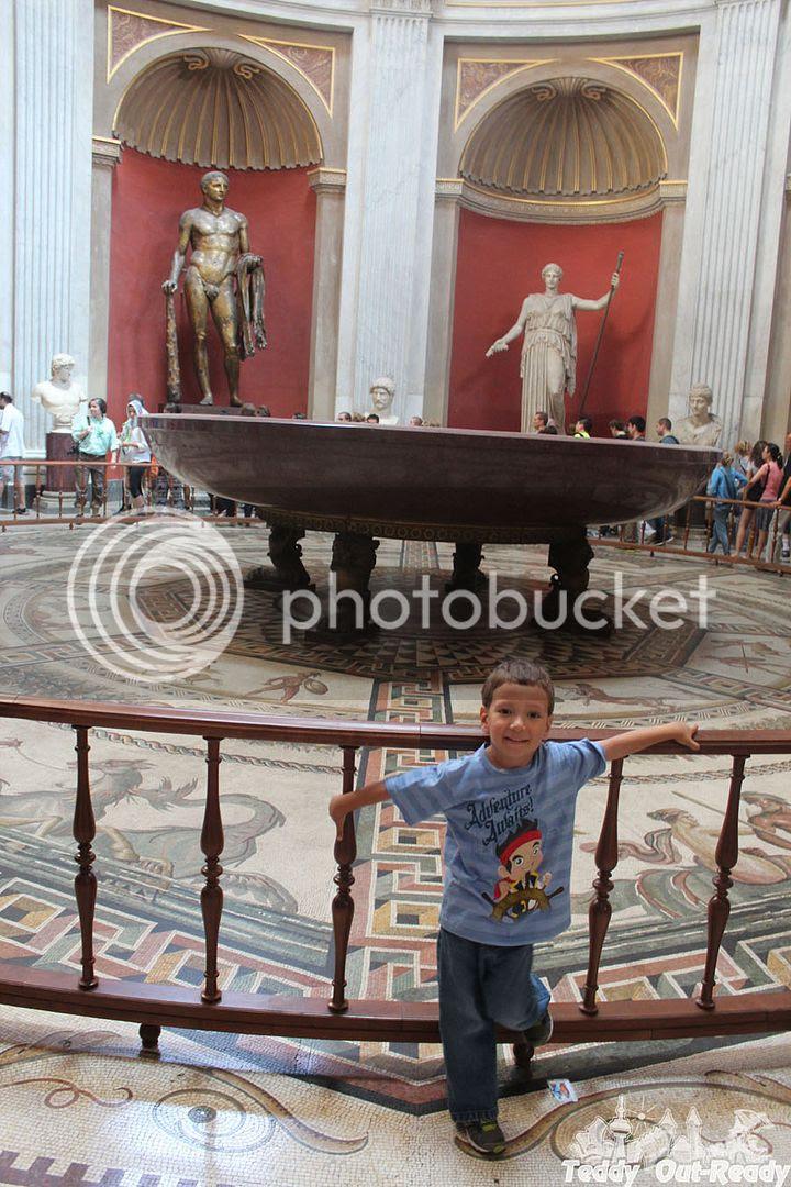 Vatican Museum History
