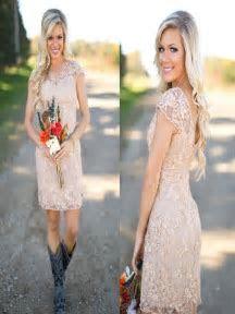 short bridesmaid dress, champagne bridesmaid dress