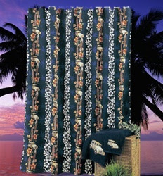 HAWAIIAN CURTAINS
