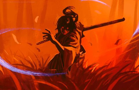 Hiten Mitsurugi-ryu - Himura Kenshin (Samurai X)