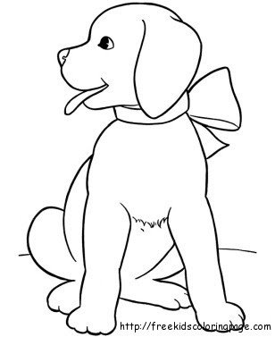 cute dogs coloring pages to print for kidsfree printable