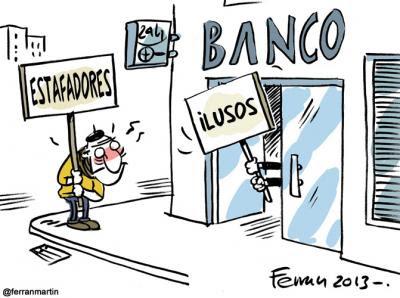 Resultado de imagen de deuda bancos