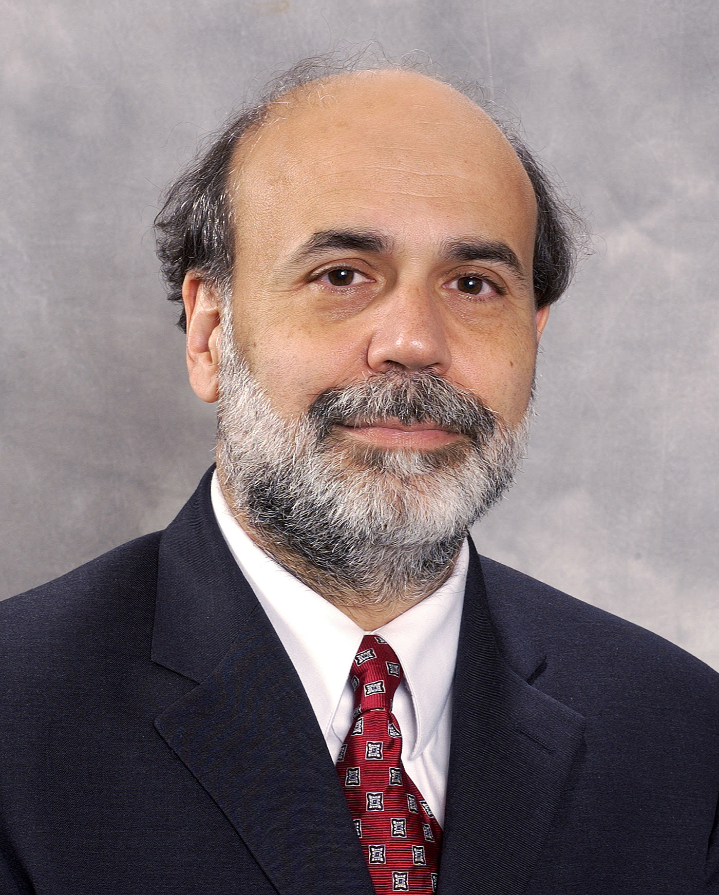 Dr. Ben Shalom Bernanke, Chairman of the Board of Governors of the United States Federal Reserve