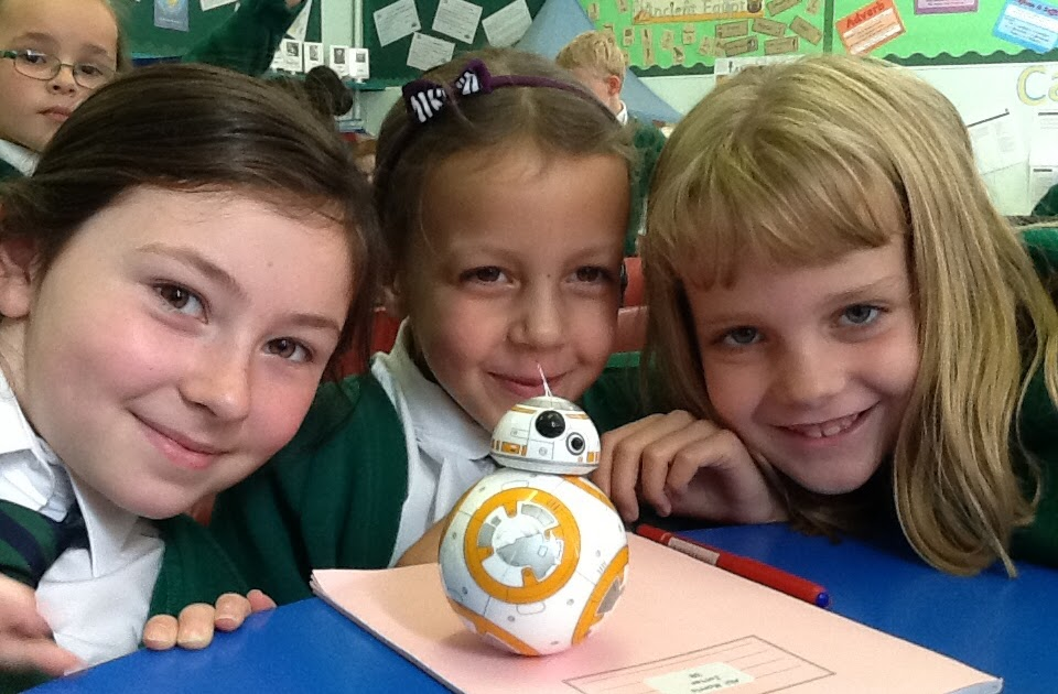 6 Ways To Use the Star Wars App in Class!
