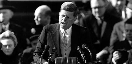 discurso de Toma de Posesión de JFK