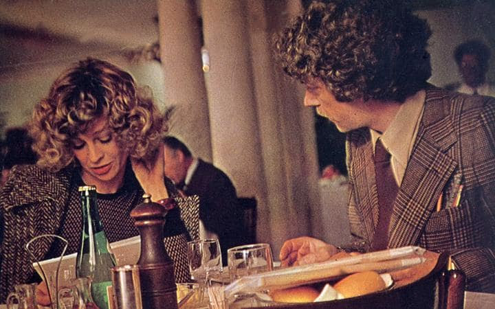 Julie Christie and Donald Sutherland in Don't Look Now
