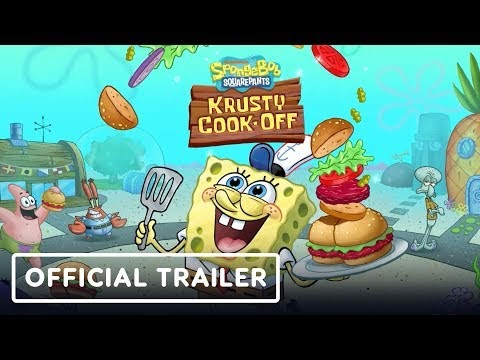 SpongeBob: Krusty Cook-Off Review