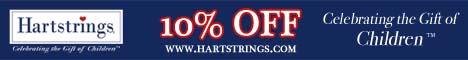 Hartstrings.com 10% OFF
