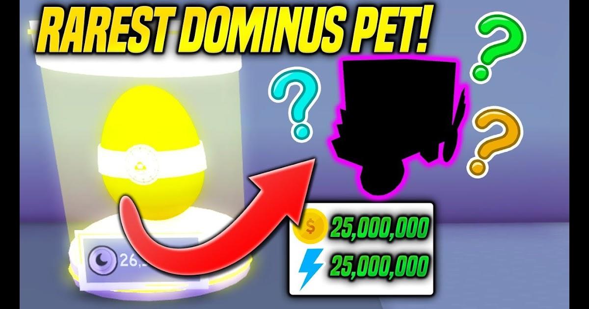 Roblox Pet Simulator Dominus Huge Stats   Rxgate.cf Redeem ...