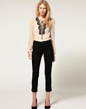 Image 4 ofVero Moda Crop Jeans