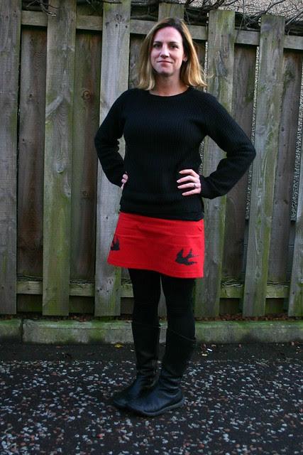 swallow skirt 6