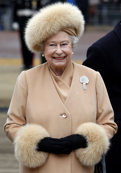 Queen Elizabeth II hat 7