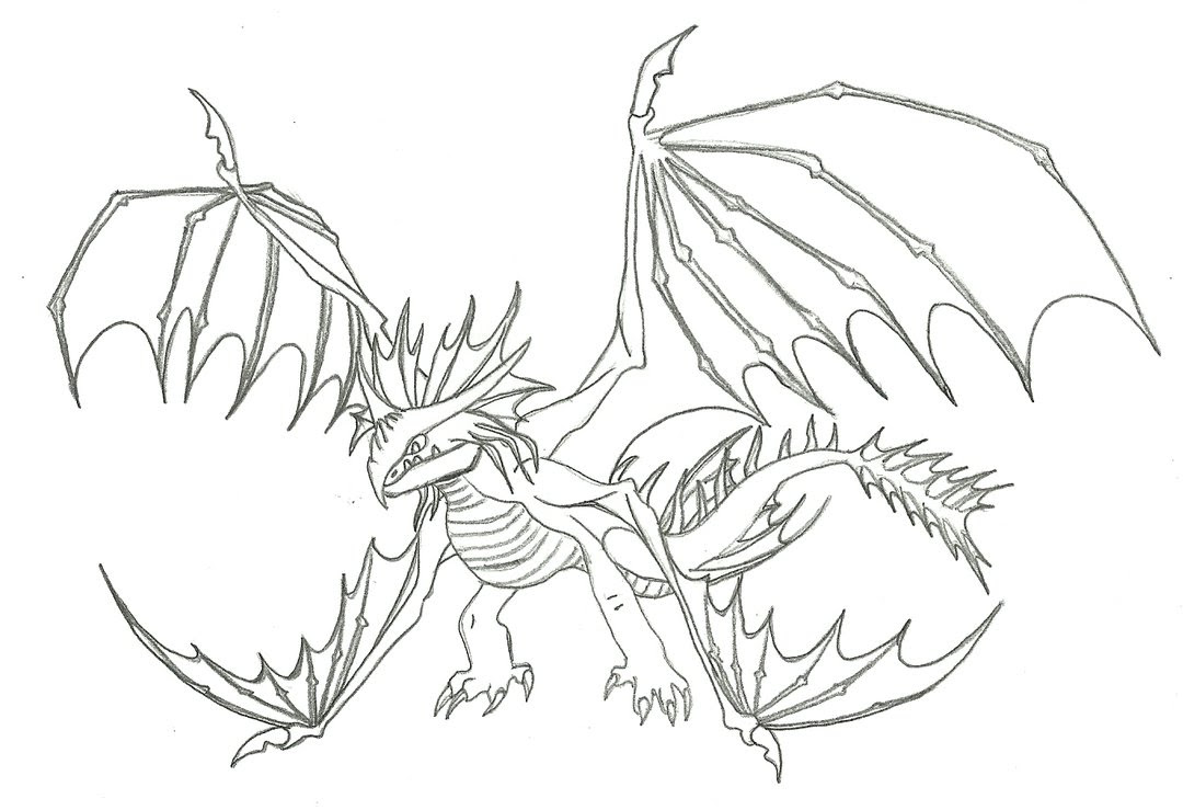 Hookfang Coloring Pages at GetColorings.com | Free ...