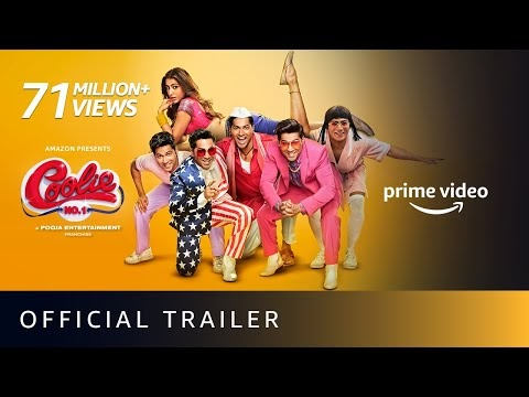 Coolie 1 Trailer Artists Having Fun After Releasing on Amazon Prime