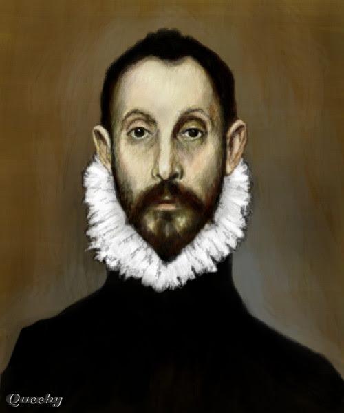 Download El Greco ← an art-history Speedpaint drawing by LaureanoGabriel - Queeky - draw & paint