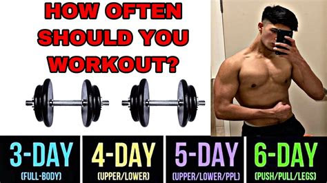 days  week   workout  workout