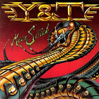 HEAVY METAL WARRIOR: Y&T - Mean Streak (1983)
