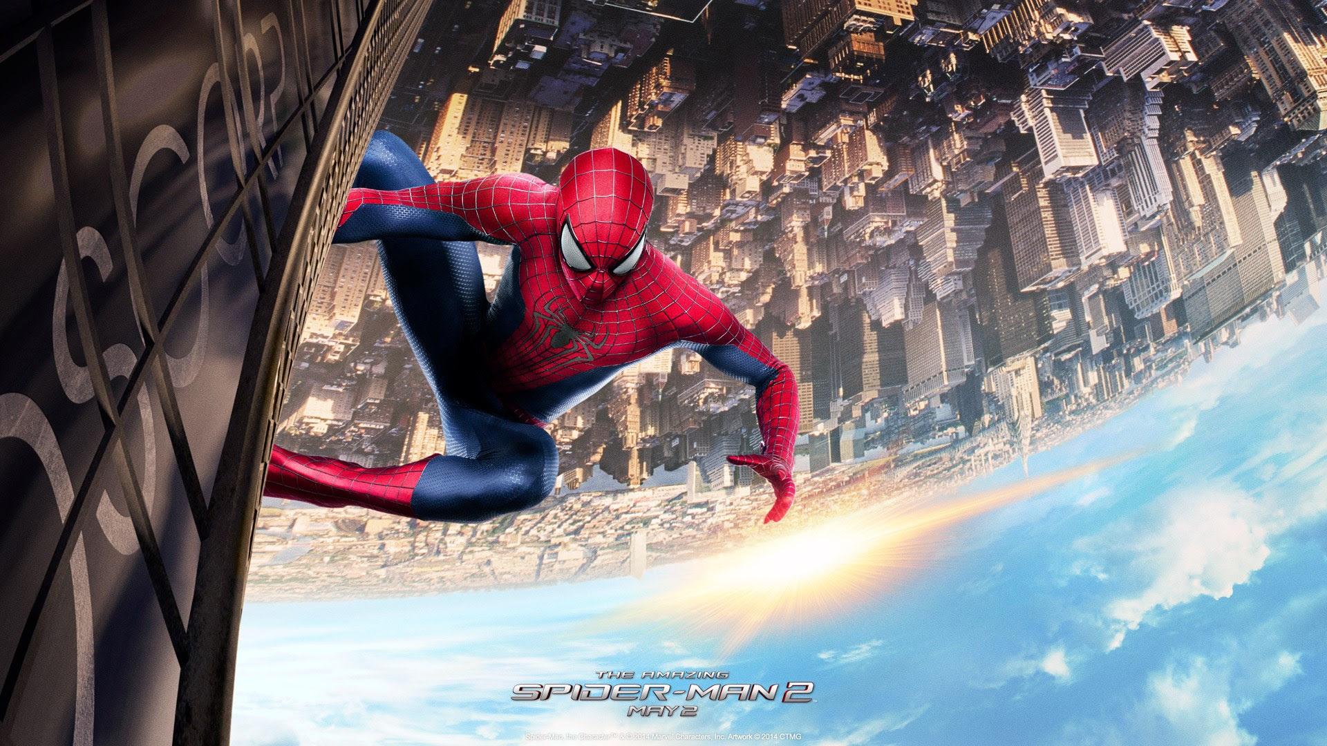 The Amazing Spider Man 2 Full Hd Wallpaper Photo