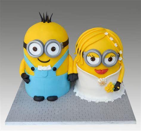 Minion Wedding Cake   adornos para tortas