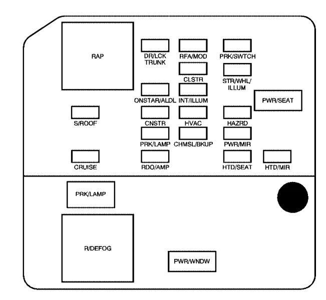 buick lacrosse fuse box diagram image 2