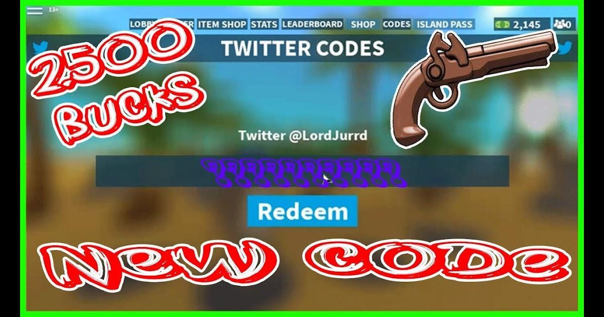 roblox island royale codes 2019 april