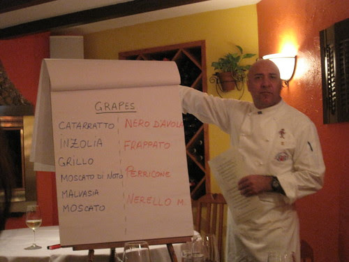Learning Italian Cooking from the master Chef Luigi - Al Tiramisu