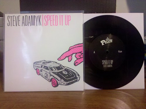 "Steve Adamk - Speed It Up 7"" by factportugal"