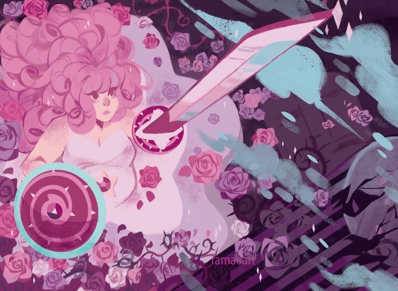 Rose Quartz 🌹🌹🌹
