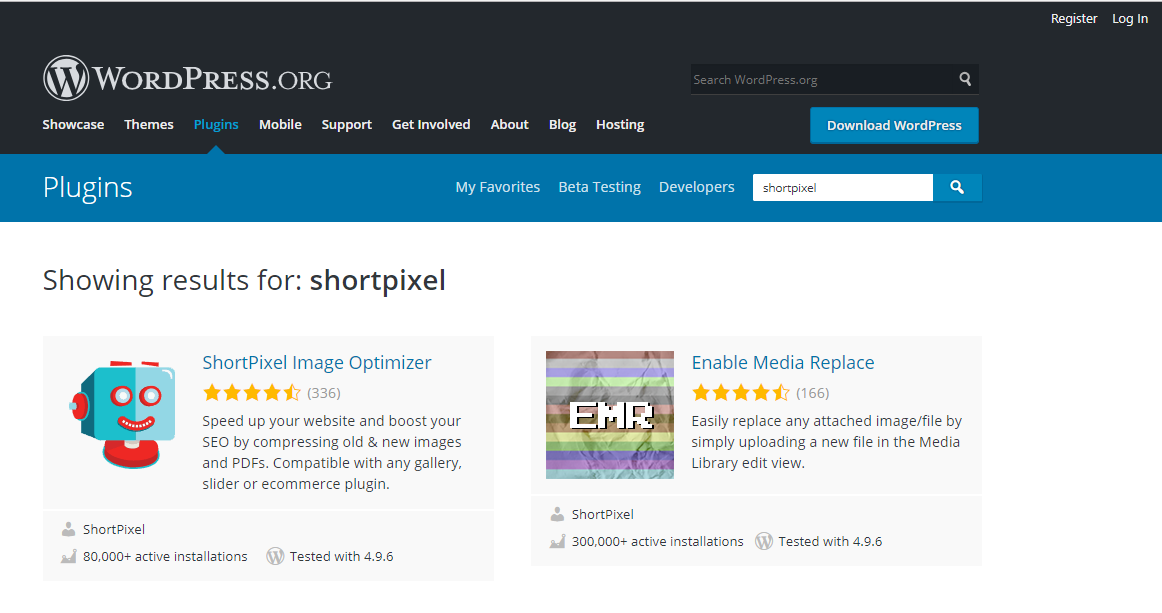 ShortPixel Image Optimizer Can Help Speed Up Your Site