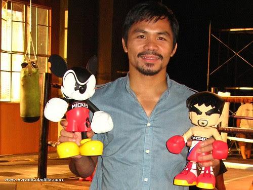 Manny X Mickey