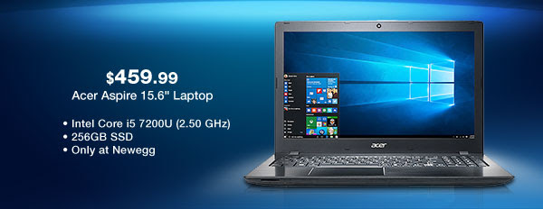 "Acer Aspire 15.6"" Laptop"